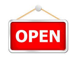COVID-19 update: Open gedurende lockdown